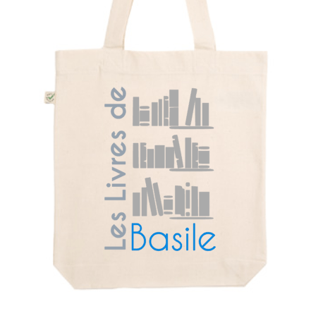"Tote Bag ""Biblio"" - Little Antoinette"