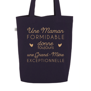 "Tote Bag ""Maman Formidable"" - Little Antoinette"