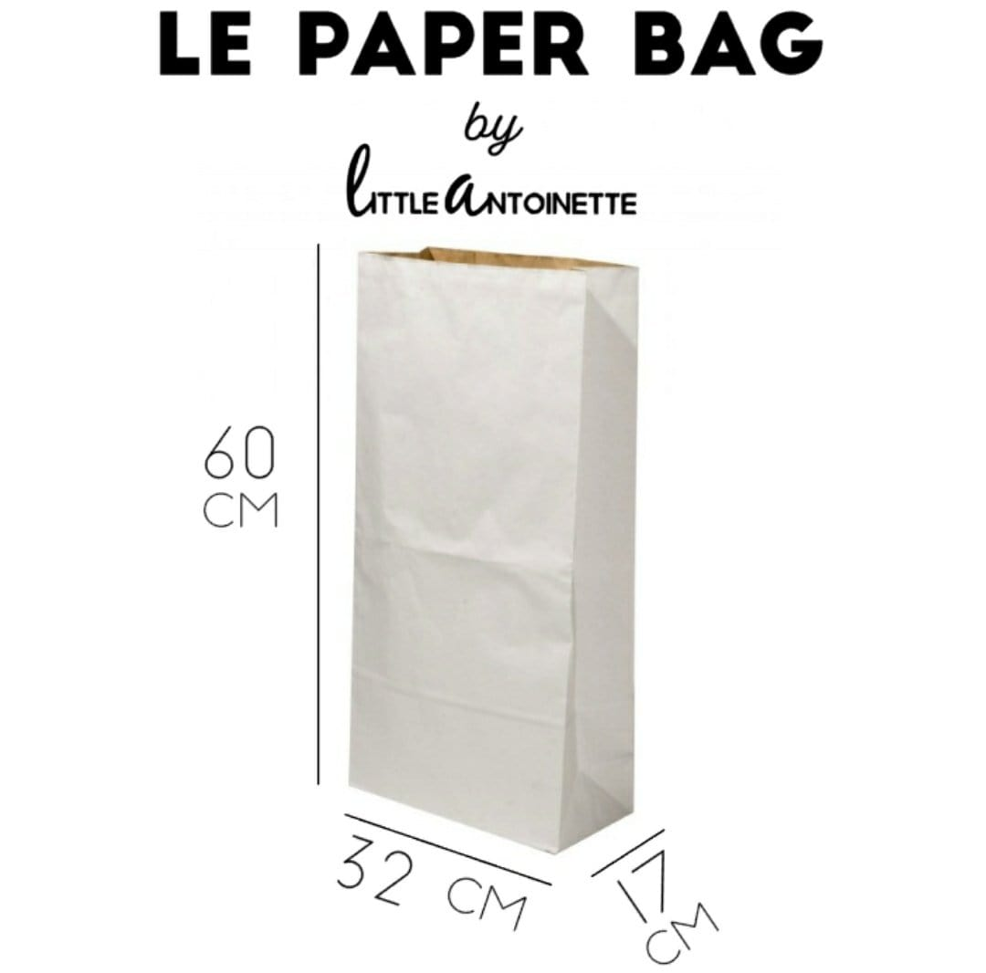 Paper Bag To the Moon and back - Little Antoinette