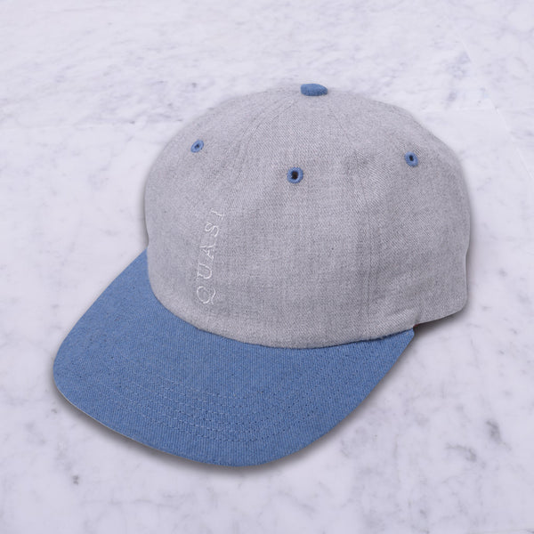Trademark Cap (Grey/Lake)