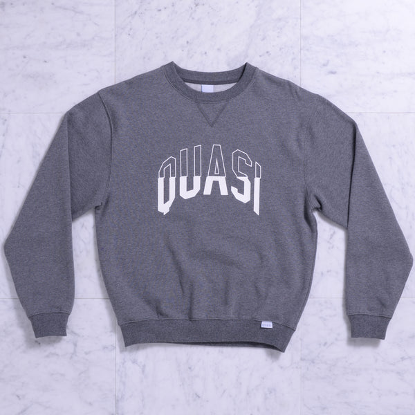Arc Crew Sweat (Charcoal Heather)