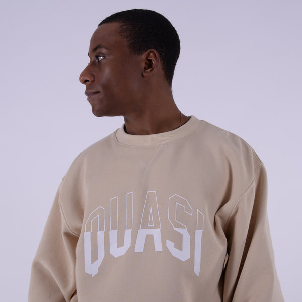 Arc Crew Sweat (Oatmeal)