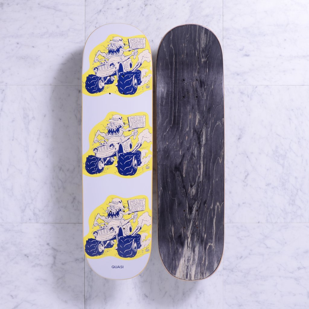 "Johnson ""Monster"" Deck"
