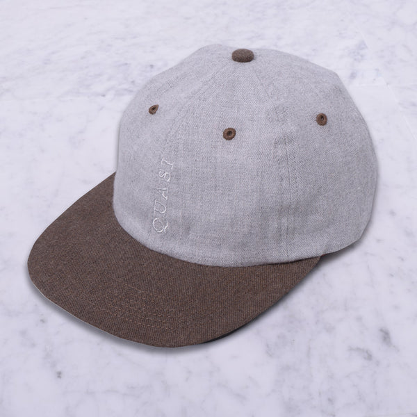 Trademark Cap (Grey/Bark)