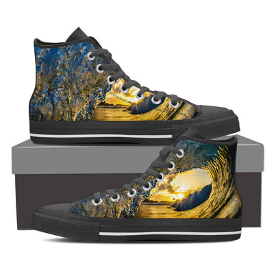 Men's High Top Wave