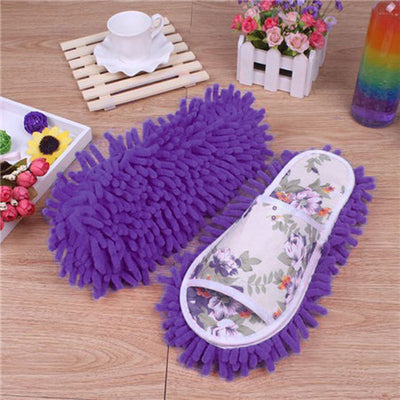 Mopping Micro Fiber Slip On Slippers