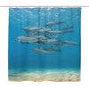 Dolphin Shower Curtains
