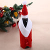 Santa Claus Bottle Cover