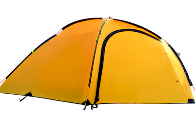 4 Person Family Outdoor Tent, Double Wall with Vestibule