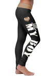 Football Mom Leggings