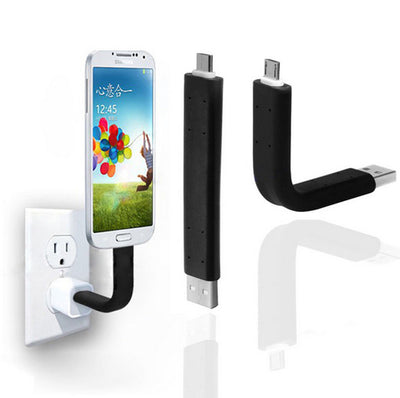 Flexible USB Charger Cable - For iPhone Or Android