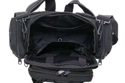 Go Bag Plus, with Shoulder Strap