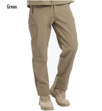 Unisex Outdoor Cold Weather Pants