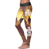 Risk Your Life Zombie Leggings