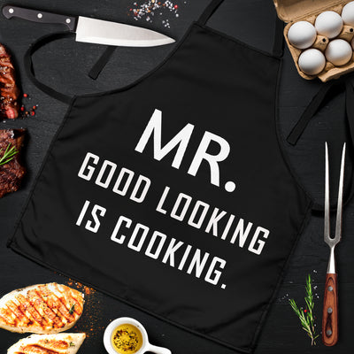 Men's Apron Good Looking