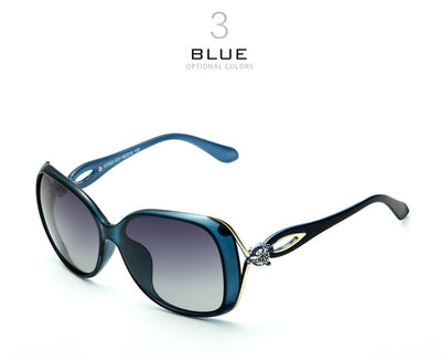 Retro Polarized Sunglasses