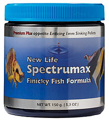 New Life International Spectrum Finicky Fish Sinking 125g
