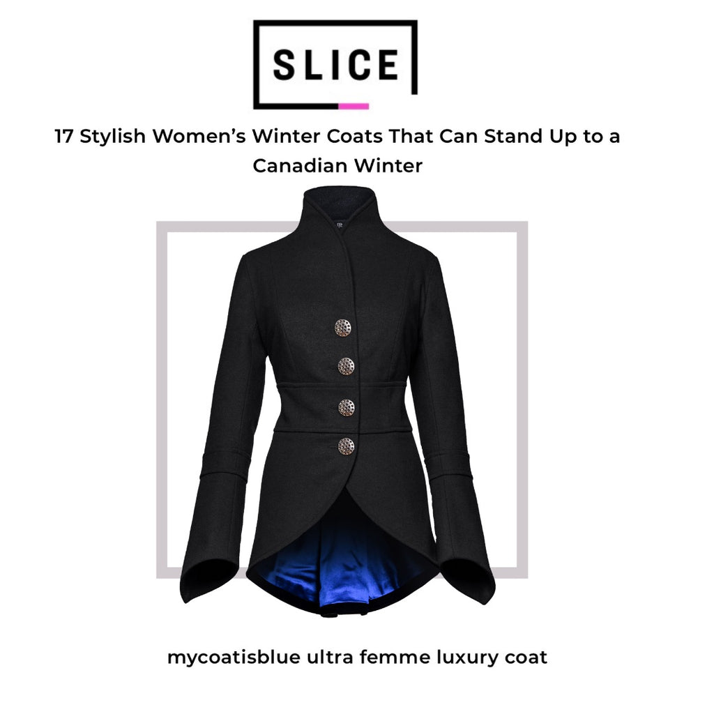 17 Stylish Women's Winter Coats That Can Stand Up to a Canadian Winter