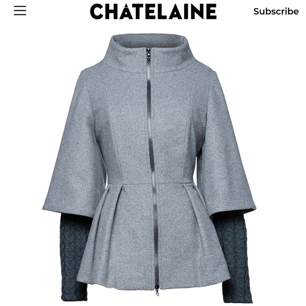 Chatelaine -  The Best Wool Coats to Shop for Fall 2020 - 25 Wool Coats to Wrap up In