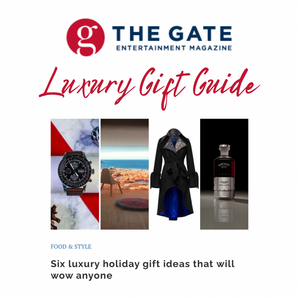 THEGATE.CA - SIX LUXURY GIFT IDEAS THAT WILL WOW ANYONE