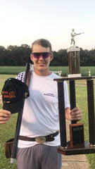 Adam McNutt shot his first 100 straight at  wins 20 gauge title with a 100 straight
