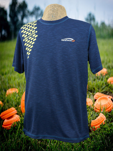 Sun Gauge Solar Tee + Right Hand Orange GrypVyn™