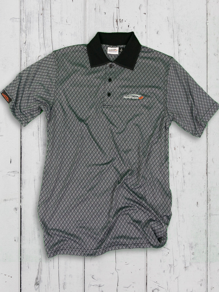 Inventory Closeout - Dry Wick Diamond Polo
