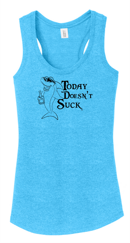 Today Doesn't Suck - Ladies Racerback Tank