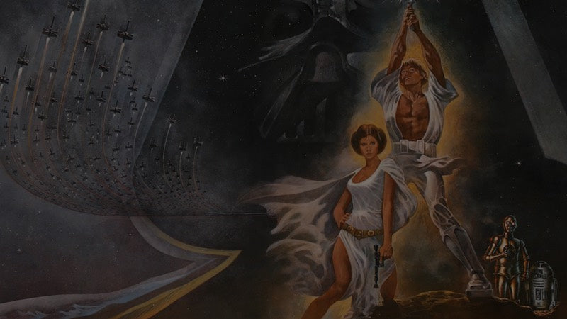 Buy Movie Posters at Original Film Art Like Star Wars