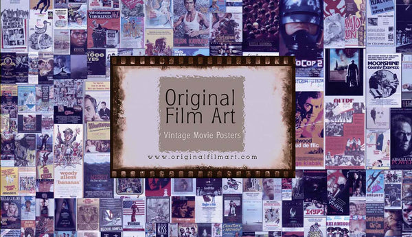 Gift Cards at Original Film Art