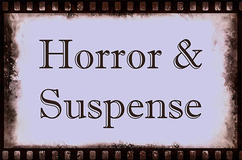 Vintage Movie Posters in the Horror & Suspense Genre