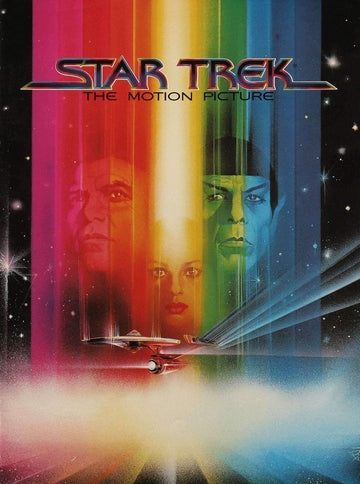Star Trek: The Motion Picture (1979) Australian Souvenir Program