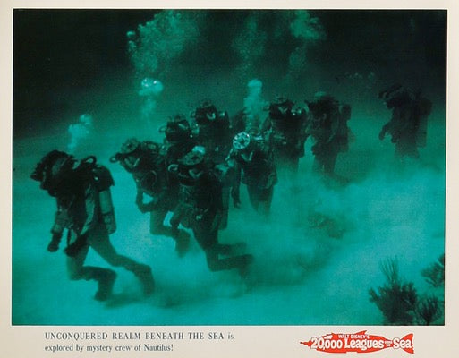 20,000 Leagues Under The Sea (1955)