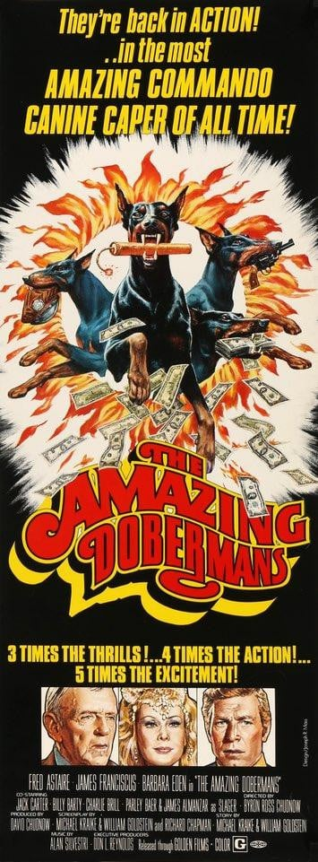 Amazing Dobermans (1976)