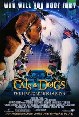 Cats and Dogs (2001)