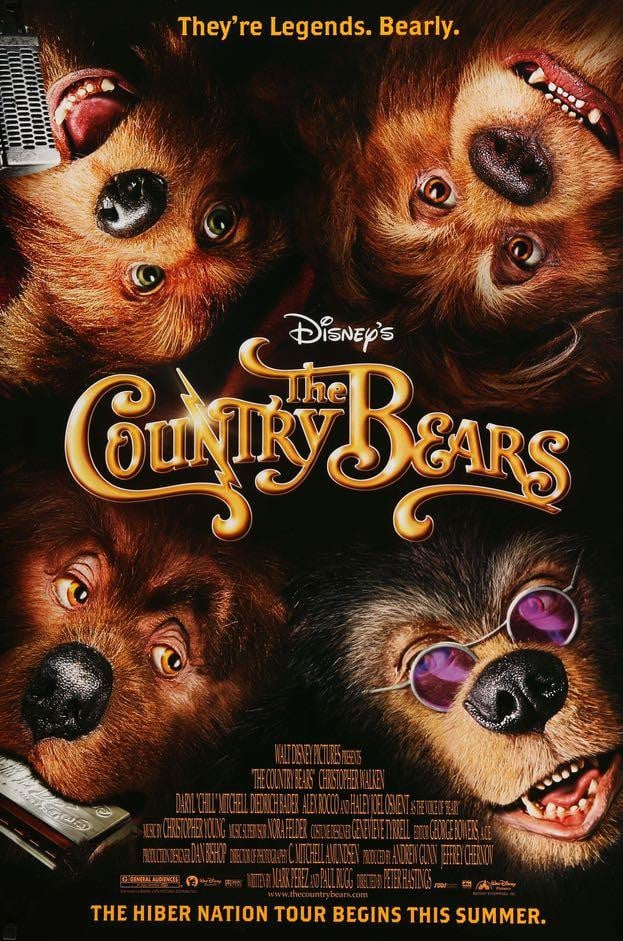 Country Bears (2002)