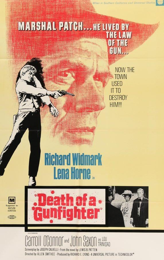 Death of a Gunfighter (1969)