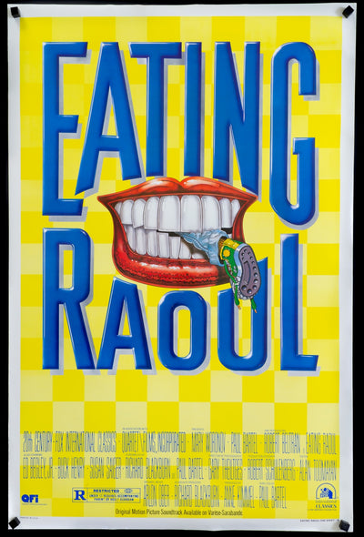 Eating Raoul (1982)-Original Film Art - Vintage Movie Posters