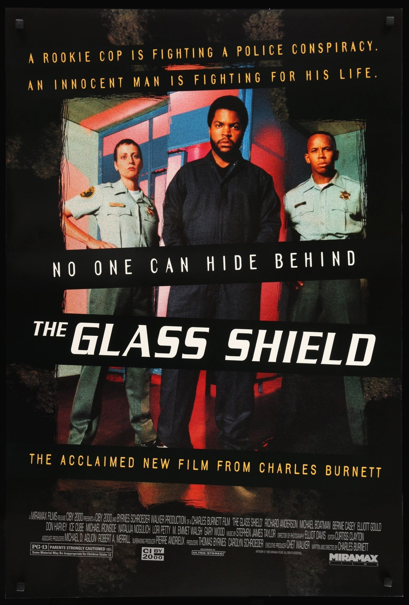 Glass Shield (1995)