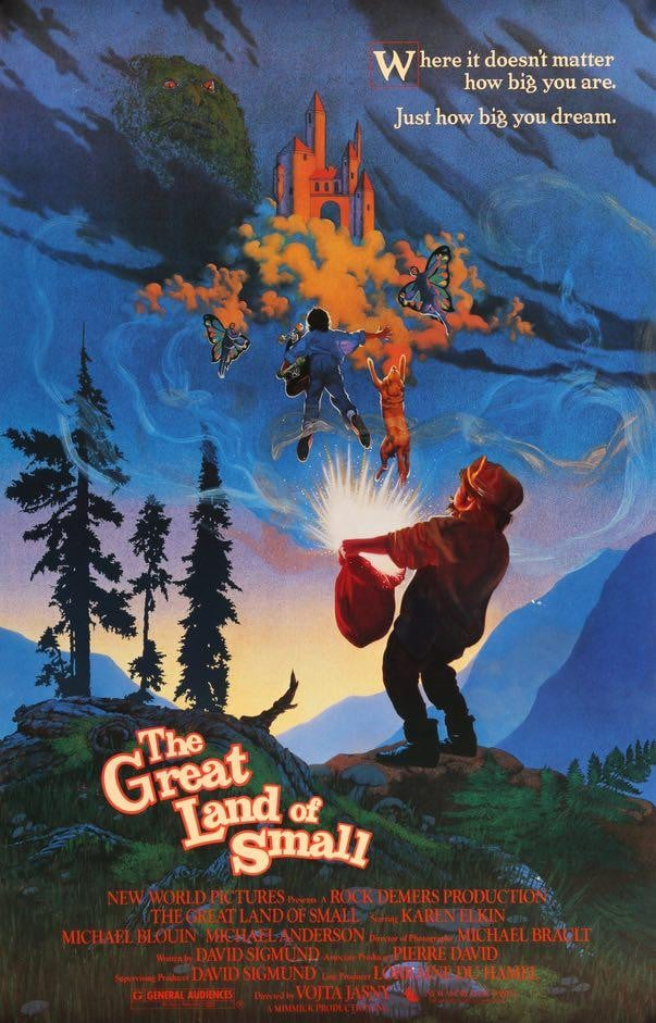 Great Land of Small (1987)