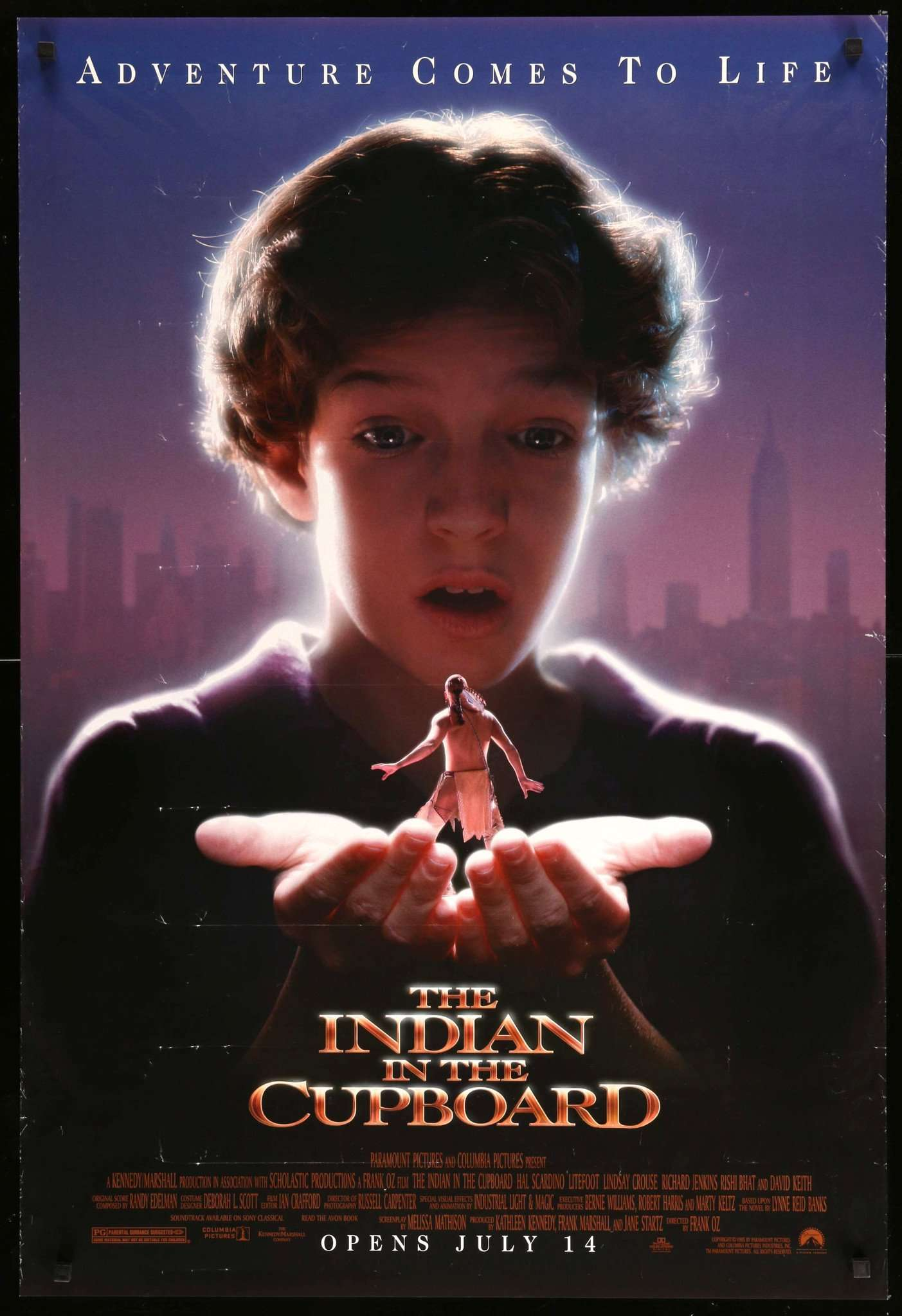 Indian in the Cupboard (1995)