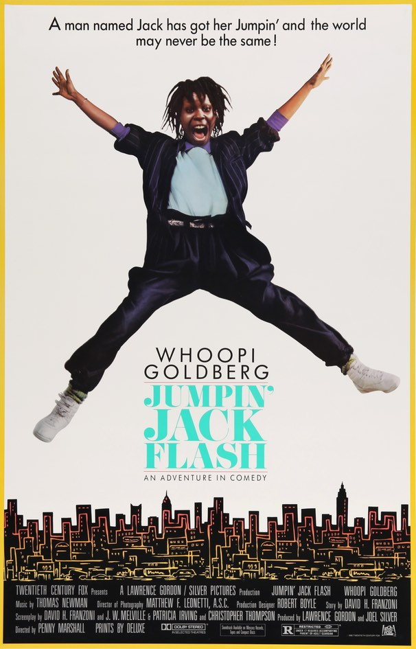 Jumpin' Jack Flash (1986)