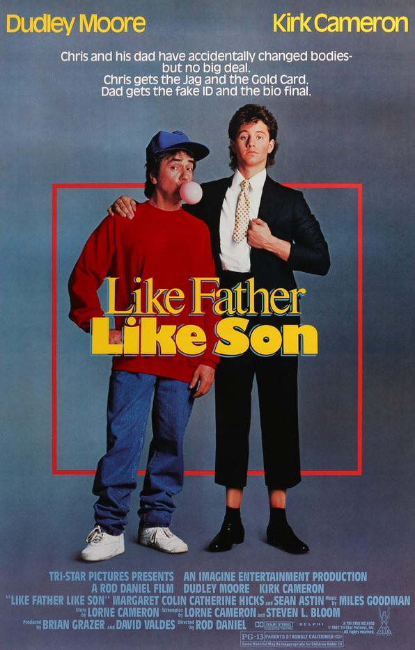 Like Father, Like Son (1987)