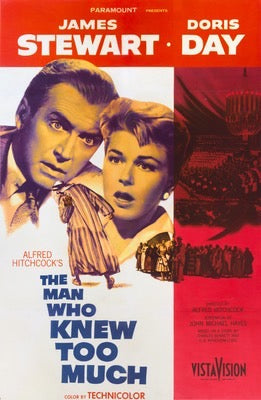 Man Who Knew Too Much (1956)