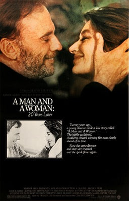 Man and a Woman, 20 Years Later (1986)