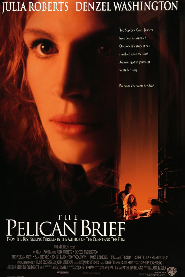 Pelican Brief (1993)