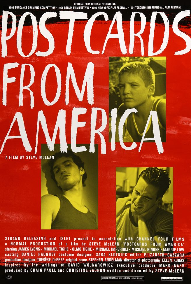 Postcards from America (1994)