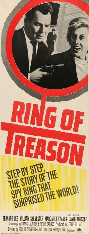 Ring of Treason (1964)