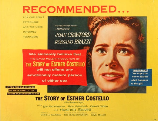 Story of Esther Costello (1957)