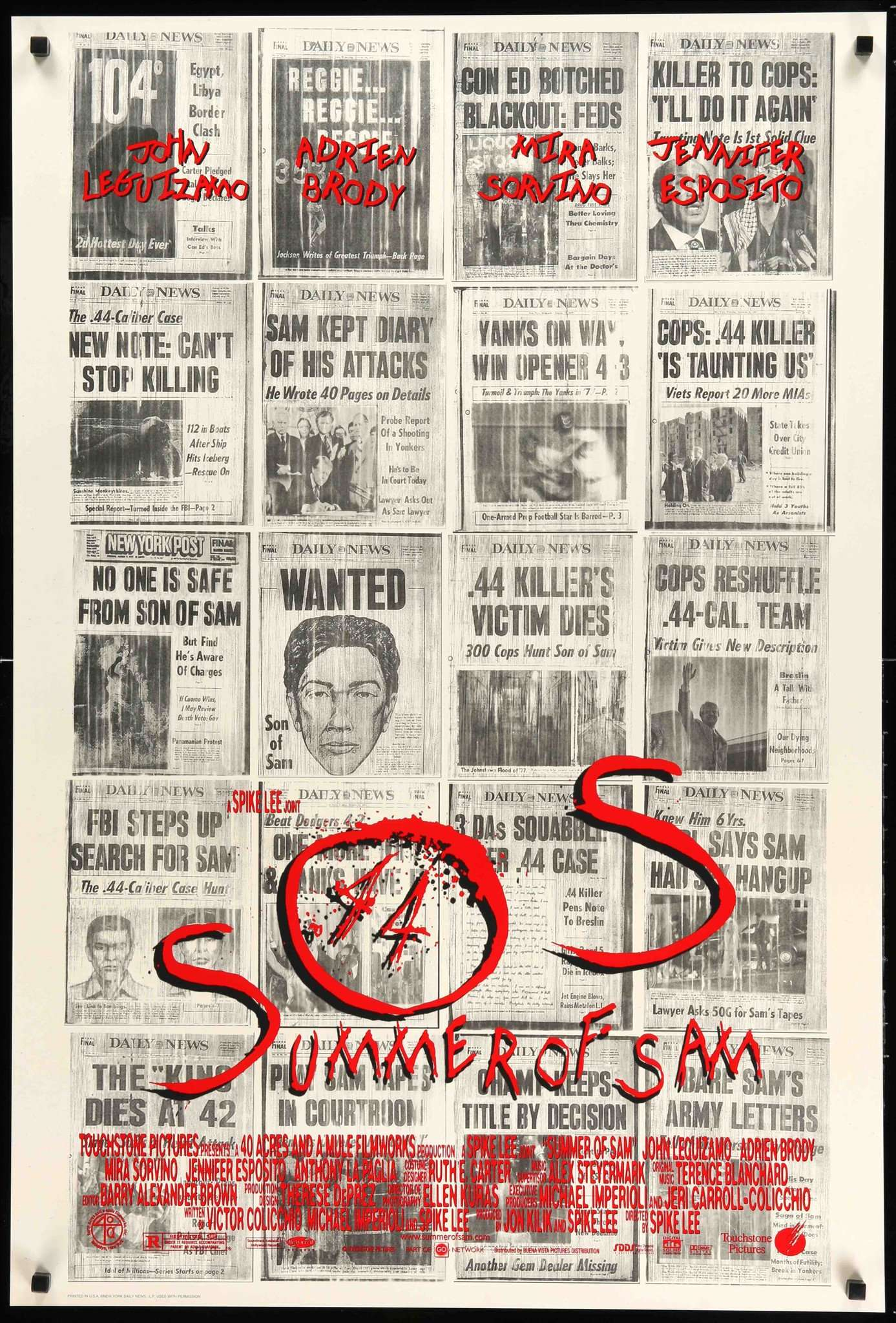 summer of sam 1999